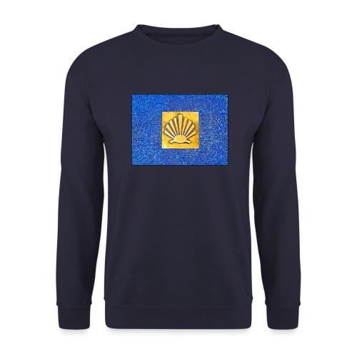 Scallop Shell Camino de Santiago - Unisex Sweatshirt