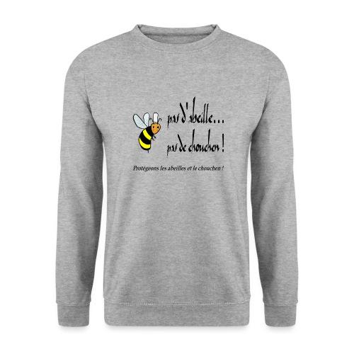 Pas d'abeille, pas de chouchen - Sweat-shirt Unisexe
