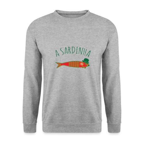 A Sardinha - Bandeira - Sweat-shirt Unisexe