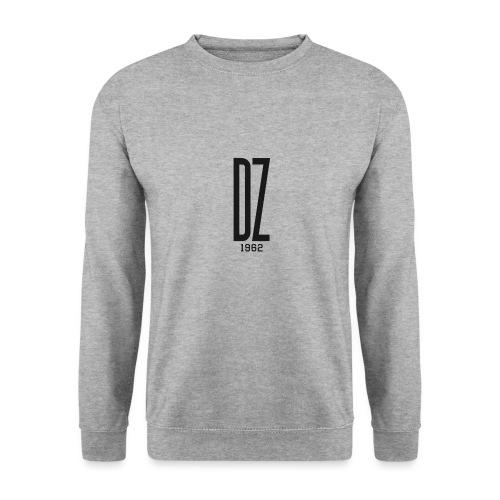 Logo transparent noir DZ 1962 - Sweat-shirt Unisexe