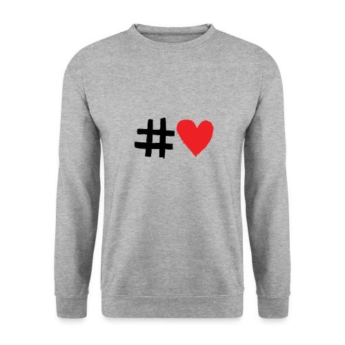 #Love - Unisex sweater