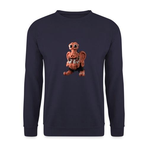 Very positive monster - Unisex Sweatshirt