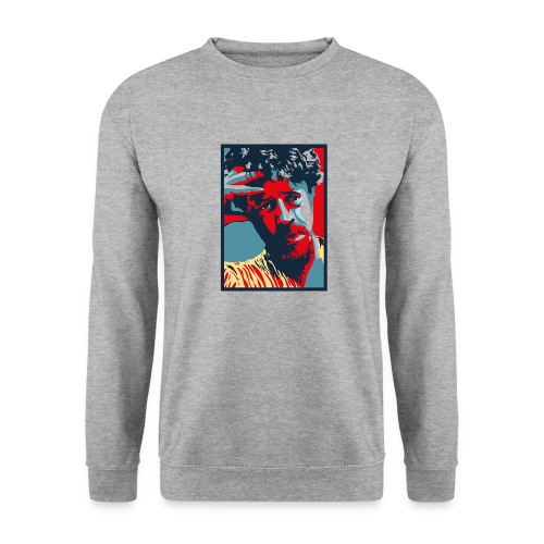 Franky Bordo - Unisex sweater