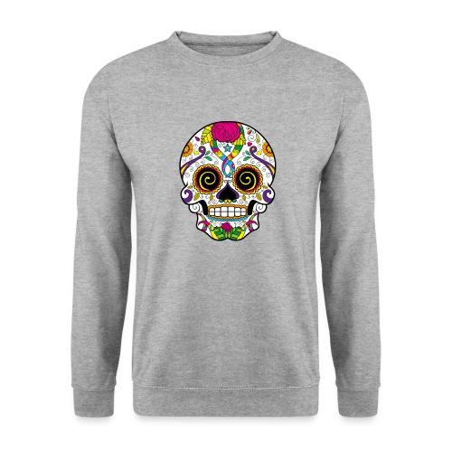 skull3 - Felpa unisex