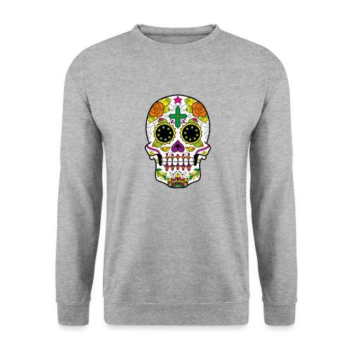 skull4 - Felpa unisex