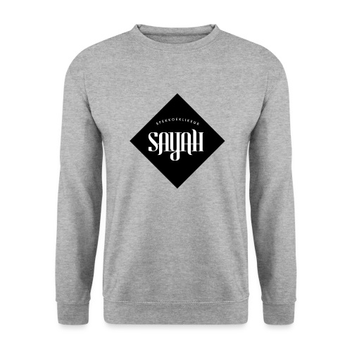 SAYAH - Unisex sweater
