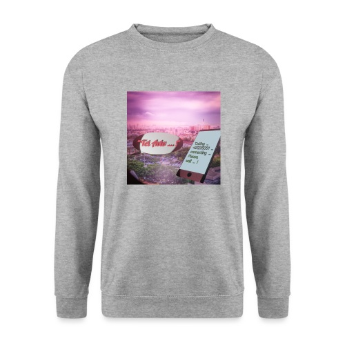 Tal Aviv is calling - traumhafter Sehnsuchtsort - Unisex Pullover