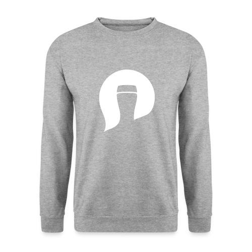 Pint Please symbol - White - Unisex Sweatshirt