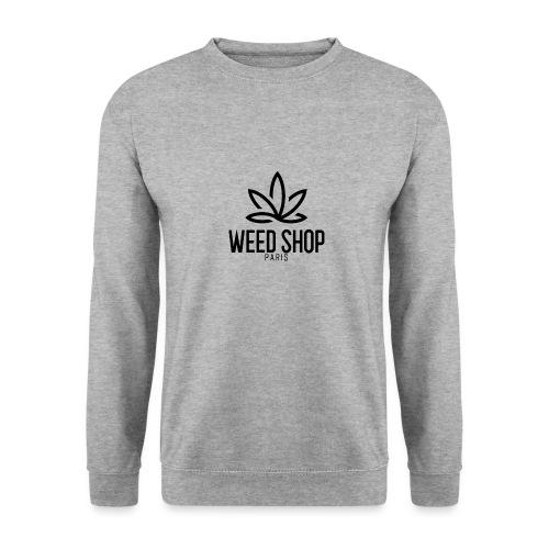 Paris weed shop - Sweat-shirt Unisexe