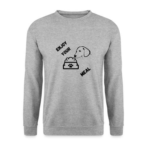 Enjoy your meal - Sweat-shirt Unisexe