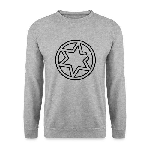 Gnisten Ry (sort tryk - uden tekst) - Unisex sweater