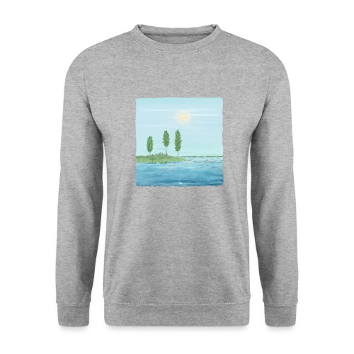 zomertijd - Sweat-shirt Unisexe