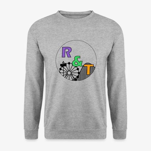 *Limited Edition* Robin & Thomas Merch Zwart - Unisex sweater