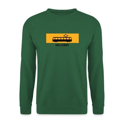 RATIKKA PYSÄKKI HELSINKI T-paidat ja lahjatuotteet - Unisex svetaripaita