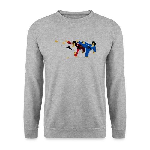 8 bit trip ninjas 2 - Unisex Sweatshirt