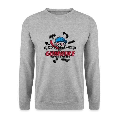gumbike-monster - Sweat-shirt Unisexe