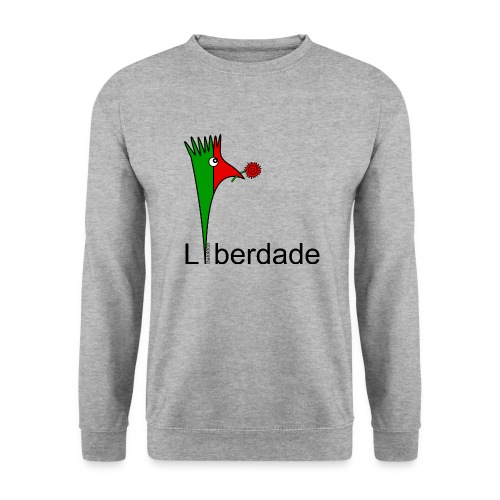 Galoloco - Liberdaded - 25 Abril - Sweat-shirt Unisexe