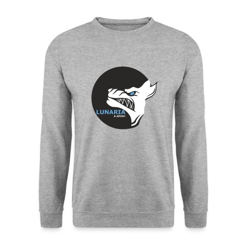 Lunaria_Logo tete pleine - Sweat-shirt Unisexe