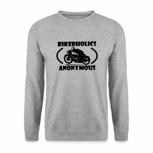 Bikerholics Anonymous - Unisex Sweatshirt