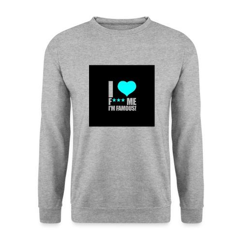 I Love FMIF Badge - Sweat-shirt Unisexe