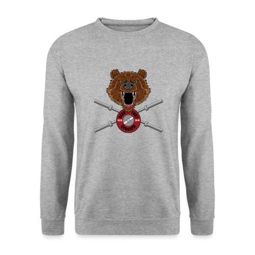 Bear Fury Crossfit - Sweat-shirt Unisexe