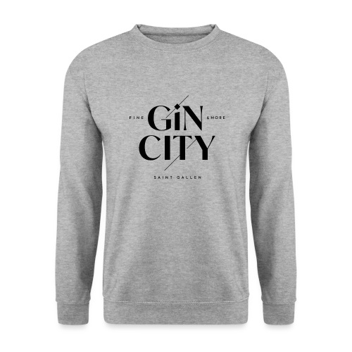 Gin City 2 - Unisex Pullover