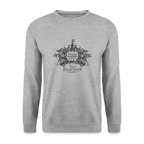 Platypus - Unisex sweater