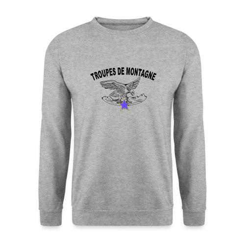 choucasTDM dos - Sweat-shirt Unisexe