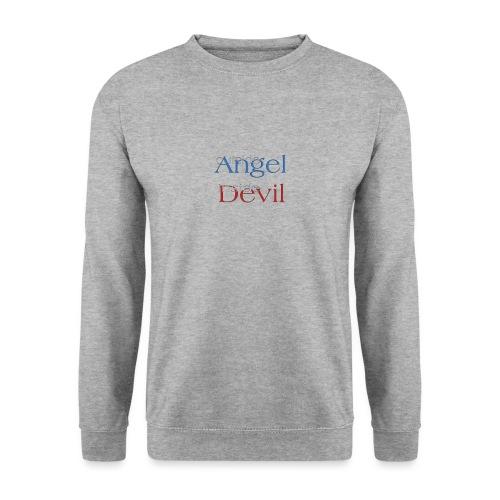 Angelo o Diavolo? - Felpa unisex