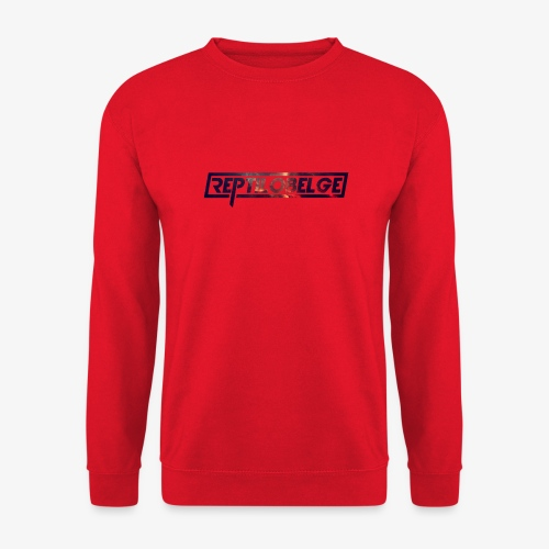 M1.2 Reptilobelge - Sweat-shirt Unisexe