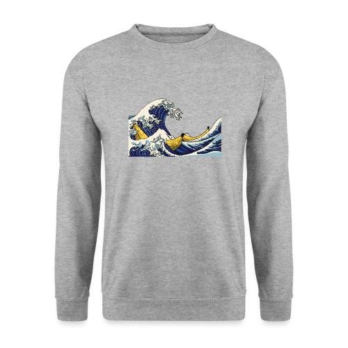 De golf van Banana - Unisex sweater