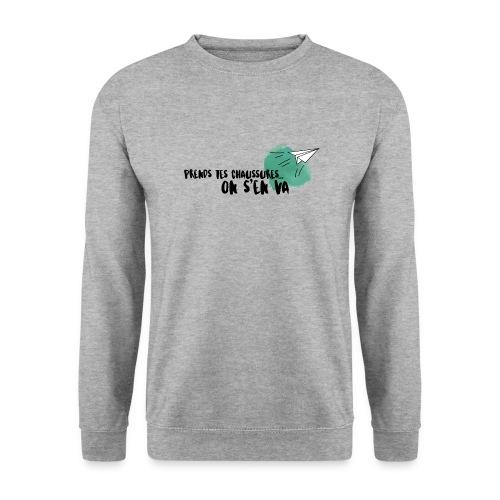 test - Sweat-shirt Unisexe