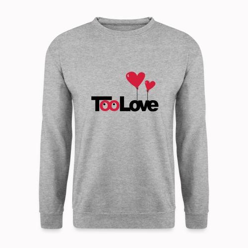 toolove22 - Felpa unisex