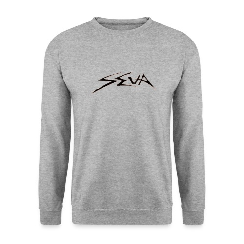 SEUA logo Speedy black - Unisextröja