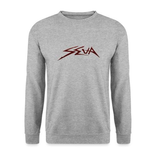 SEUA logo Speedy red - Unisextröja