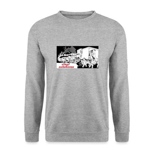 vinyl solutionz - Unisex Sweatshirt