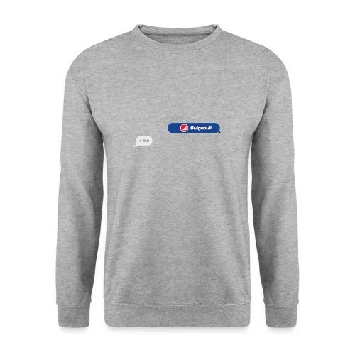 BULGEBULL TEXT - Unisex Sweatshirt