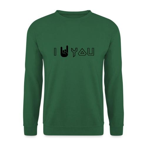 i rock vous - Sweat-shirt Unisexe