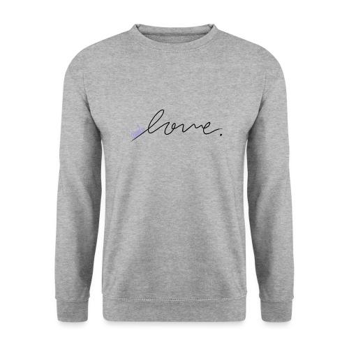Purple Love ARMY - Unisex Sweatshirt