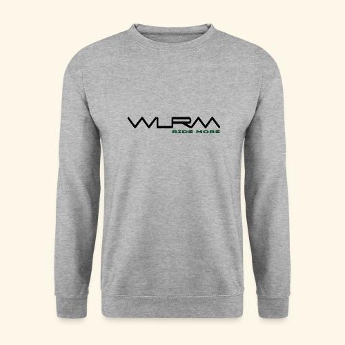 WLRM Schriftzug black png - Unisex Pullover
