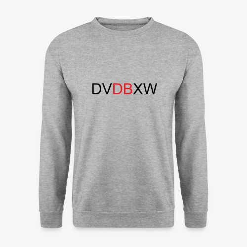 DVDBXW - Felpa unisex