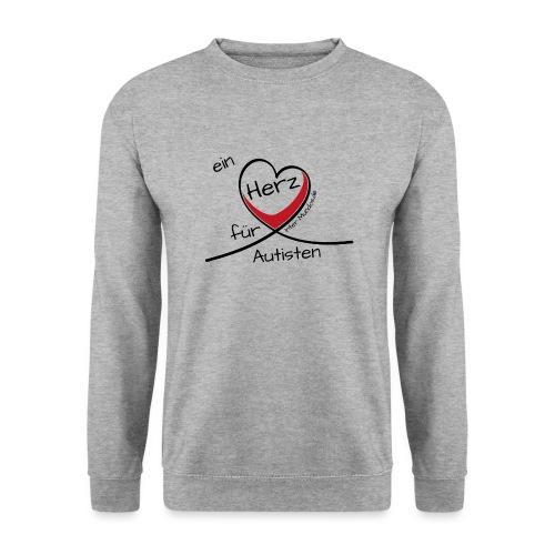 Ein Herz für Autisten - Unisex Pullover