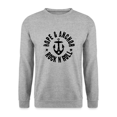 Hope & Anchor - Rock´n´Roll - Unisex Pullover