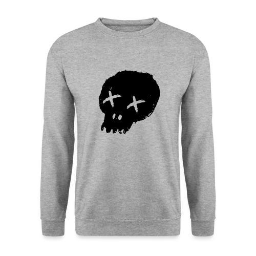 blackskulllogo png - Unisex Sweatshirt
