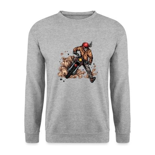Motor bike racer - Unisex Sweatshirt