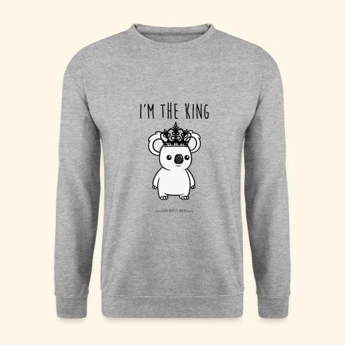 Koala king - Sweat-shirt Unisexe