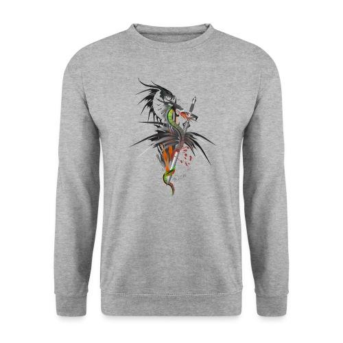 Dragon Sword - Drachenkampf - Unisex Pullover