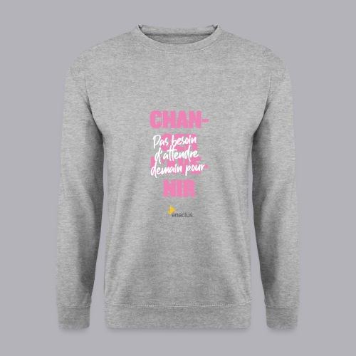 J'impacte le monde - Enactus France - Sweat-shirt Unisexe