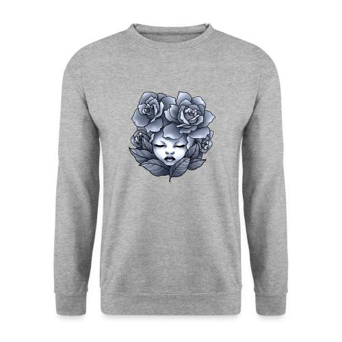 Flower Head - Sweat-shirt Unisexe