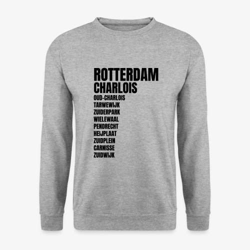 CHARLOIS - Unisex sweater